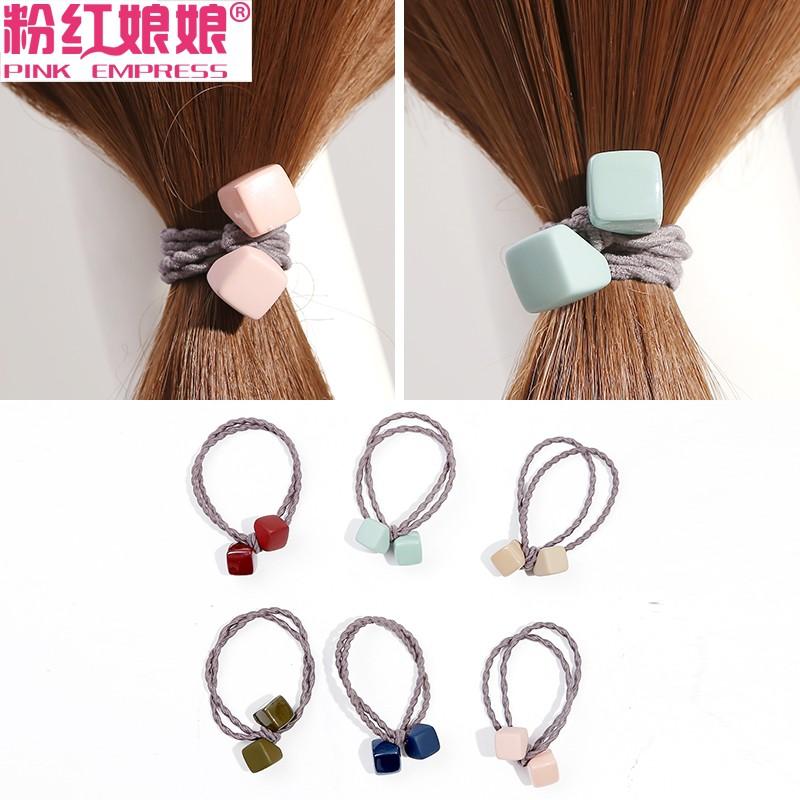 dây buộc tóc nữ co giãn thời trang hàn - 21756240 , 2638117513 , 322_2638117513 , 29100 , day-buoc-toc-nu-co-gian-thoi-trang-han-322_2638117513 , shopee.vn , dây buộc tóc nữ co giãn thời trang hàn
