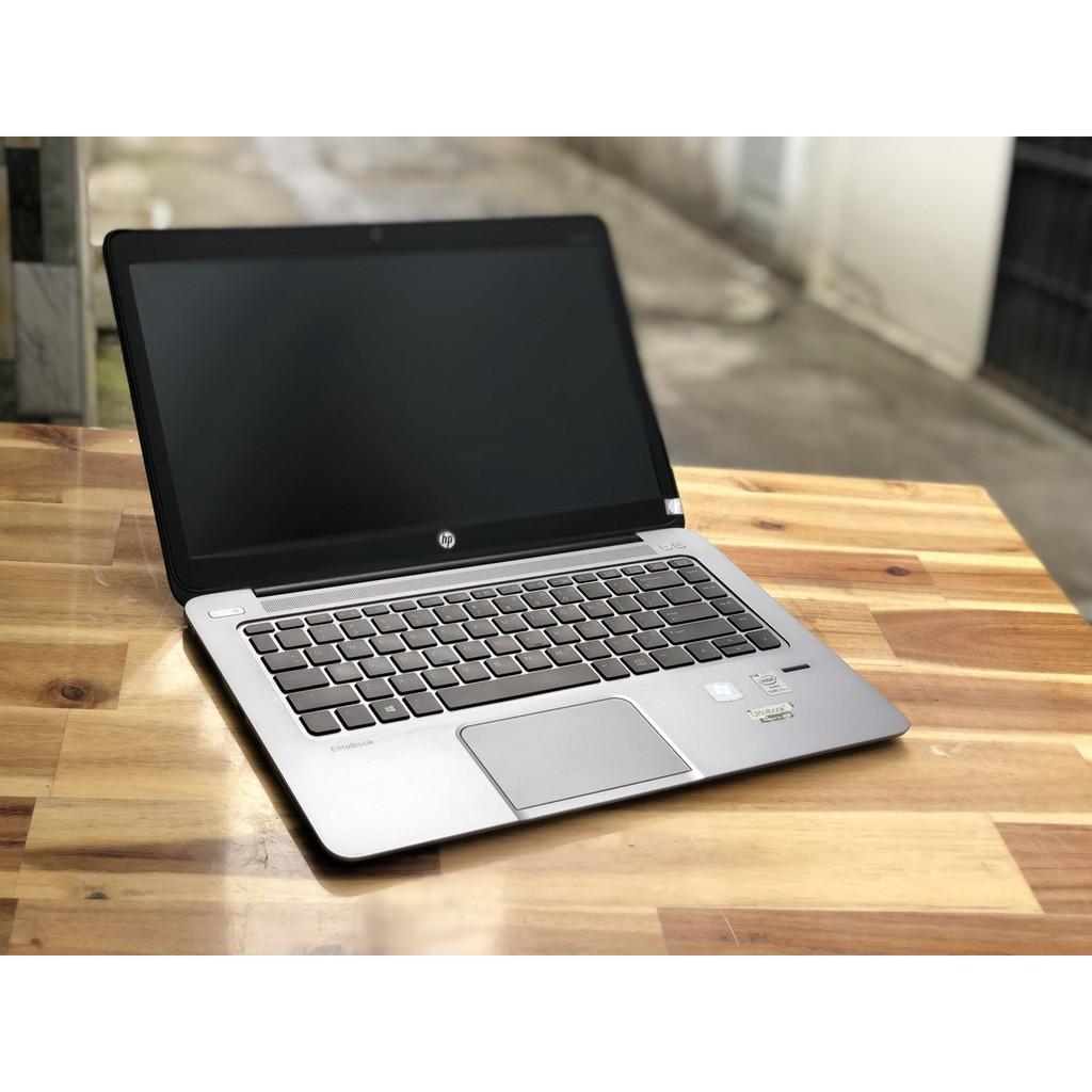 Laptop cũ Ultrabook cũ HP Folio 1040 G1 ( Core i5-4300U, ram 4G, SSD 128Gb, VGA on Intel HD 4400, màn 14 HD Giá chỉ 8.200.000₫