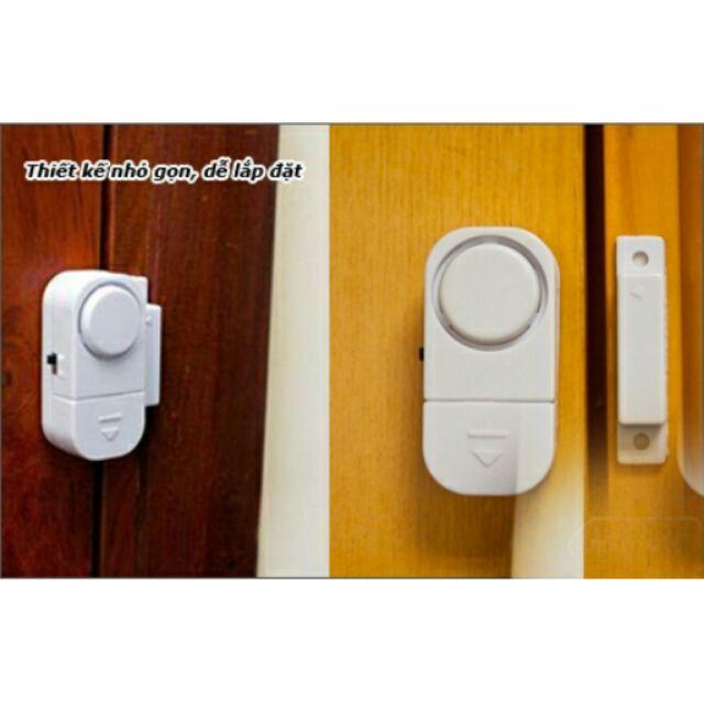 Chuông báo chống trộm bảo vệ an ninh cho gia đình bạn.