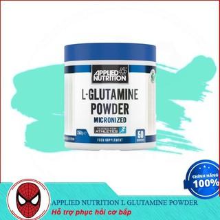 [Sale] Thực Phẩm Bổ Sung Hỗ Trợ Phục Hồi Cơ Bắp APPLIED NUTRITION L GLUTAMINE POWDER (250gram) - Chính thumbnail