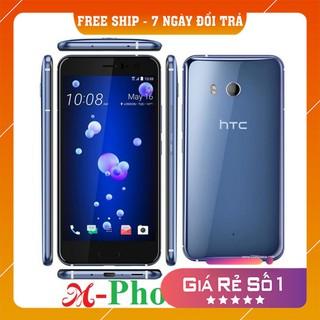 Điện Thoại HTC U11 Ram 4GB Bộ Nhớ 64GB 2 Sim Đẹp Như Mới