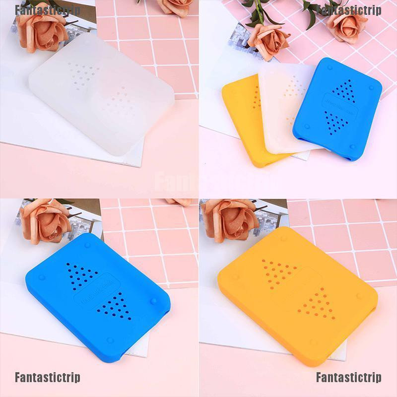 Fantastictrip My passport 1T 2T shockproof hard drive protective silicone case cover for wd