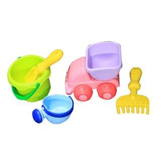 [Hàng Mới] Đồ chơi xúc cát Toys House 035