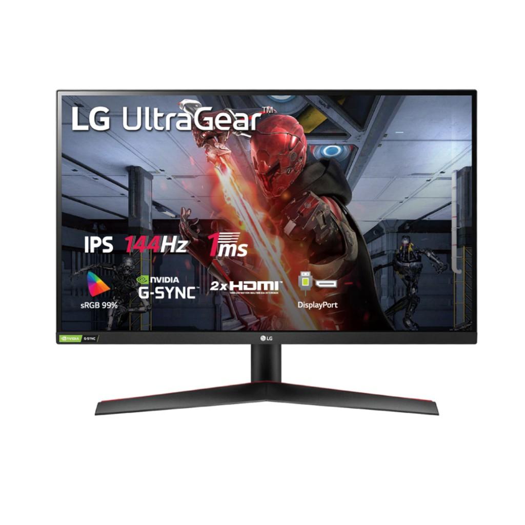 "Màn Hình LG 27GN600-B UltraGear 27"" IPS 144Hz 1ms NVIDIA GSYNC Compatibl"
