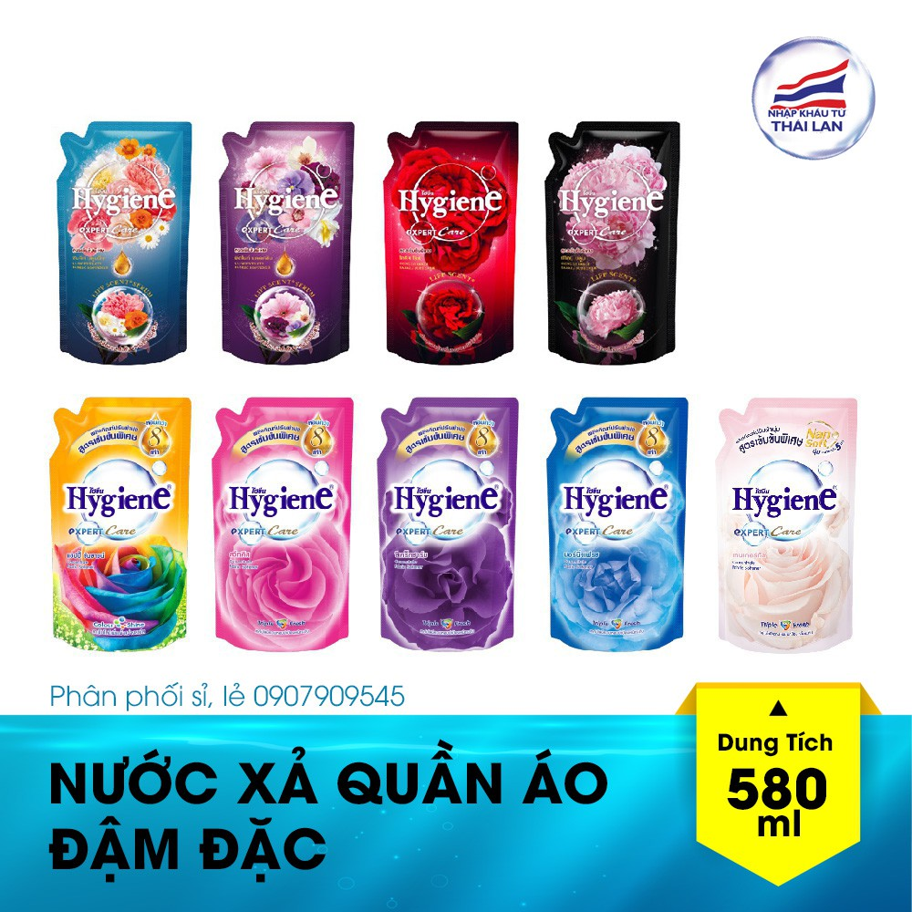 Combo 3 bịch Nước xả vải đậm đặc làm mềm vải Hygiene Thái Lan (cam/tím nhạt/tím đậm/xanh nhạt/ xanh - 3305331 , 524111980 , 322_524111980 , 40000 , Combo-3-bich-Nuoc-xa-vai-dam-dac-lam-mem-vai-Hygiene-Thai-Lan-cam-tim-nhat-tim-dam-xanh-nhat-xanh-322_524111980 , shopee.vn , Combo 3 bịch Nước xả vải đậm đặc làm mềm vải Hygiene Thái Lan (cam/tím nhạt/tí