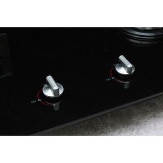Hình ảnh Bếp gas âm Rinnai RVB-212BG – Ngắt gas tự động – Đánh lửa IC - màu đen.-3