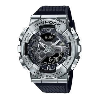 Đồng Hồ Nam Casio G-Shock GM-110-1ADR Chính Hãng G-Shock GM-110-1A Silver Metal thumbnail