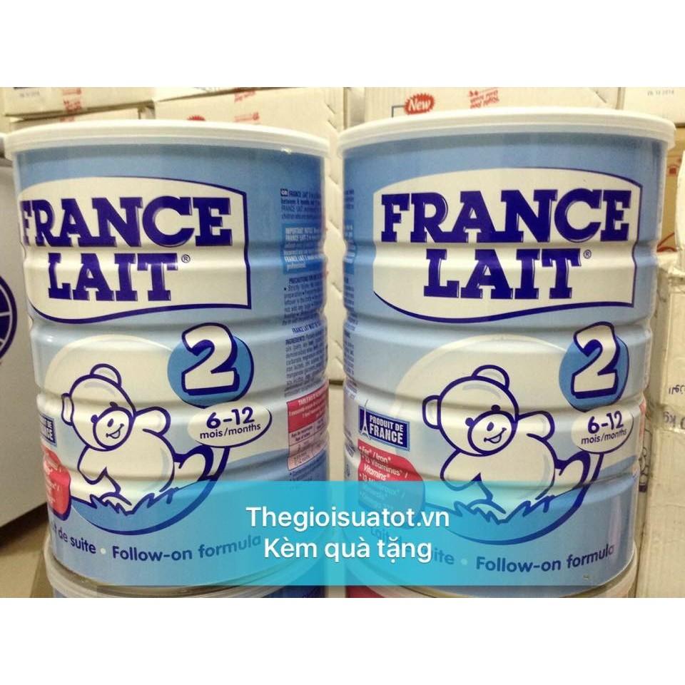 Sữa Francelait số 2 loại 900g - 2538480 , 114493310 , 322_114493310 , 492000 , Sua-Francelait-so-2-loai-900g-322_114493310 , shopee.vn , Sữa Francelait số 2 loại 900g