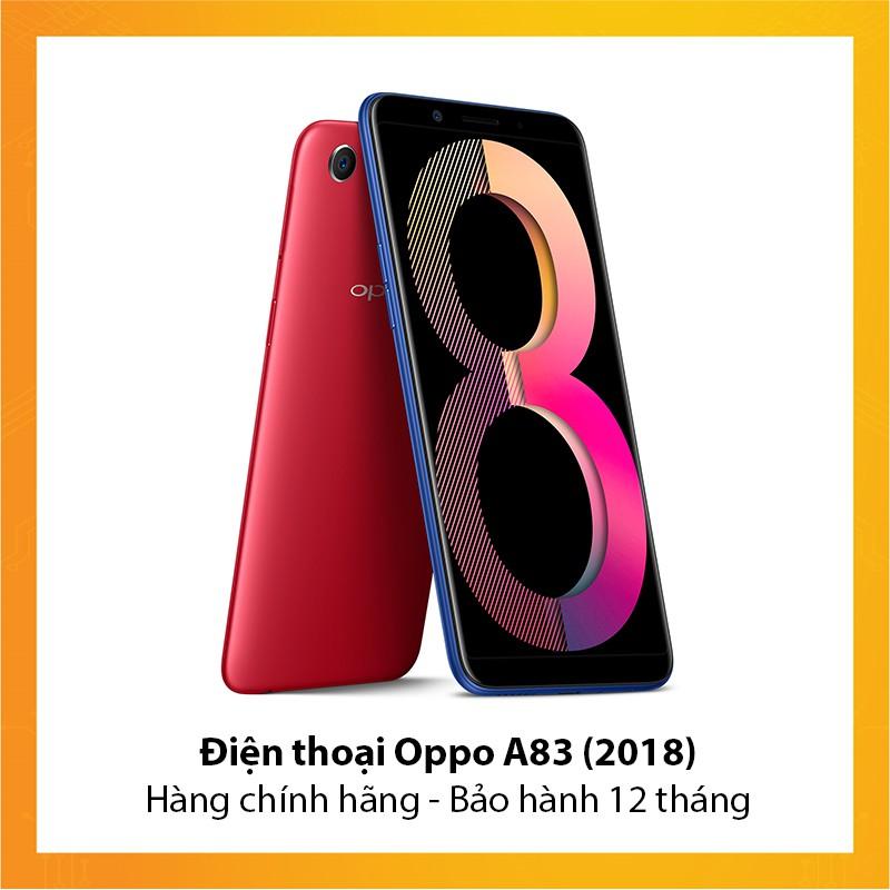 Điện thoại Oppo A83 2018 bản 32G - Hàng chính hãng - Bảo hành 12 tháng