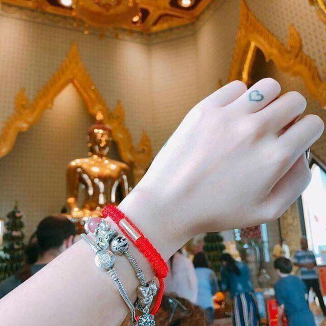 [FREE SHIP TỪ 99K] Vòng Đỏ May Mắn order Thái Lan