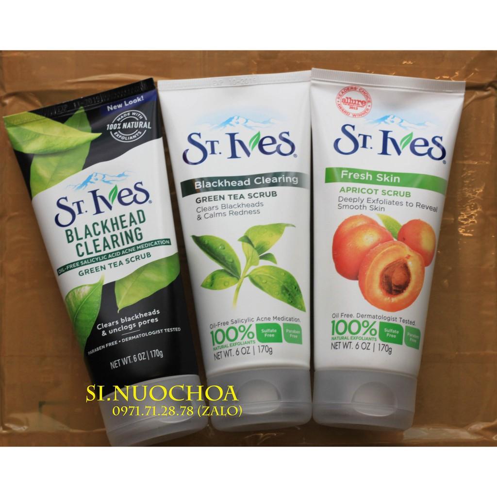 Sữa Rửa Mặt Tẩy Tế Bào Chết St.Ives 170g - 3517896 , 776927473 , 322_776927473 , 95000 , Sua-Rua-Mat-Tay-Te-Bao-Chet-St.Ives-170g-322_776927473 , shopee.vn , Sữa Rửa Mặt Tẩy Tế Bào Chết St.Ives 170g