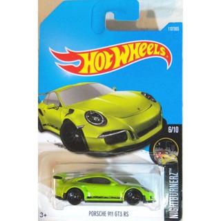 Xe mô hình Hot Wheels Porsche 911 GT3 RS DTY80