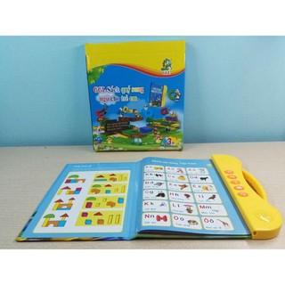 Sách Nói Điện Tử Song Ngữ Anh- Việt Giúp Trẻ Học Tốt Tiếng Anh Huyền Trang