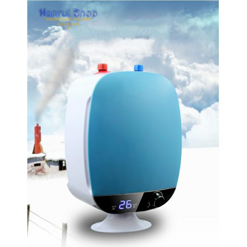 Máy làm nóng nước trực tiếp 8L có màn hình LCD 1000W 30-65độ C - 3061761 , 1178284248 , 322_1178284248 , 2280000 , May-lam-nong-nuoc-truc-tiep-8L-co-man-hinh-LCD-1000W-30-65do-C-322_1178284248 , shopee.vn , Máy làm nóng nước trực tiếp 8L có màn hình LCD 1000W 30-65độ C