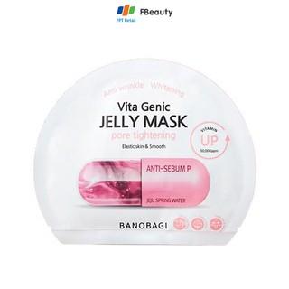 Mặt Nạ Kiểm Soát Nhờn Se Khít Lỗ Chân Lông Banobagi Vita Genic Pore Tightening 30ml thumbnail