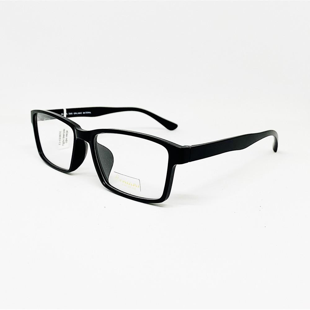 Gọng kính cận thời trang nam NHUNG HIẾU THIARI nhựa dẻo dáng chữ nhật - Lắp mắt kính theo yêu...