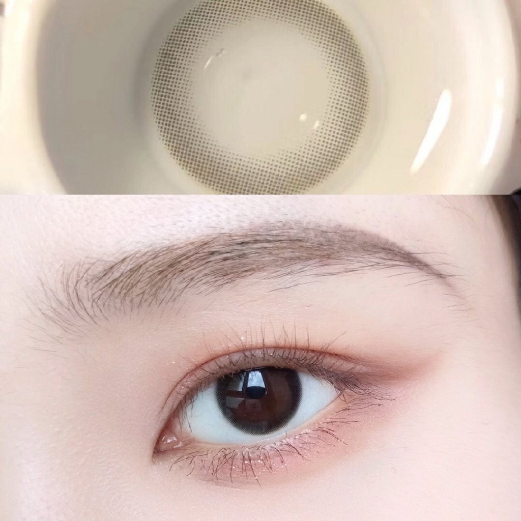 (1 pair)(20.July.21)XYHei Series,Xiyou Brand,14.0mm,(Grade0-8),Contact Lens yearly use(black)