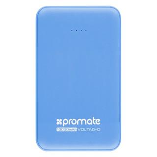 Sạc dự phòng Promate Voltag-10 10000mAh - Cổng Sạc UltraFast (5V 2.1A & 5V 1A) Siêu Nhỏ Gọn thumbnail