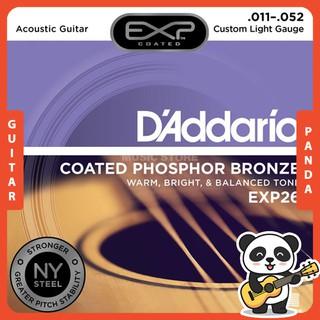Yêu ThíchDây Đàn Guitar Acoustic D'Addario EXP 26 [Size 11]