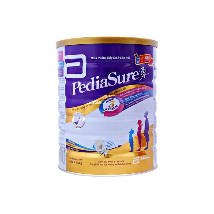 Sữa Bột Abbott Pediasure 1.6kg - 3414206 , 681581426 , 322_681581426 , 1120000 , Sua-Bot-Abbott-Pediasure-1.6kg-322_681581426 , shopee.vn , Sữa Bột Abbott Pediasure 1.6kg