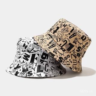 Mũ Bucket Phong Cách Hip Hop Cá Tính Cho Nam Và Nữ