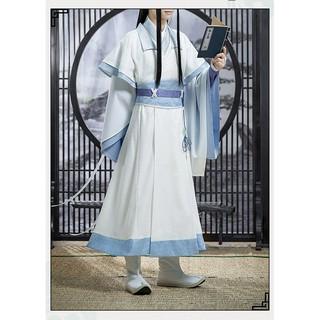 (Miaowu) Trang phục cosplay nhân vật Lam Vong Cơ/ Lam Trạm bản thời niên thiếu trong Ma đạo tổ sư.