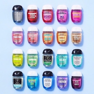 Gel rửa tay khô Bath &Body Works 29ml (hàng Mỹ) thumbnail