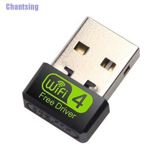 Usb WiFi Không Dây Chantsing- 150Mbps Lan 802.11 Dual Band 2.4G / 5G