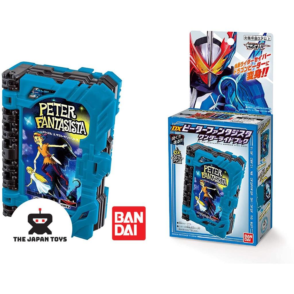 (Tặng khẩu trang ) Đồ chơi Kamen Rider Saber DX Wonder Ridebook Chính hãng