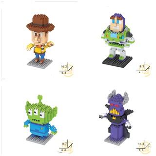 (SẴN) Bộ lắp ráp lego Robot Toy Story thumbnail