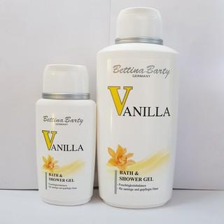 Sữa Tắm, Dưỡng Thể Hương Nước Hoa Vanilla Đức