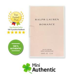 [Quà Tặng Sephora] Mẫu thử nước hoa RALPH LAUREN ROMANCE 1,2 ml thumbnail