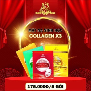 Mặt nạ thạch colagen