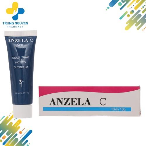 Kem làm mở sẹo NC Anzela C (Tuýp 10g)