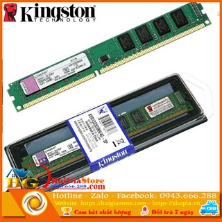 RAM 4GB PC3 Kingston DDR3 Bus 1066Mhz chính