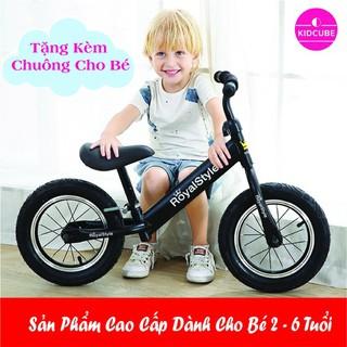 Xe chòi chân thăng bằng Royal Style của KIDCUBE đồ chơi vận động ngoài trời cho bé từ 1-6 tuổi chịu lực 50KG