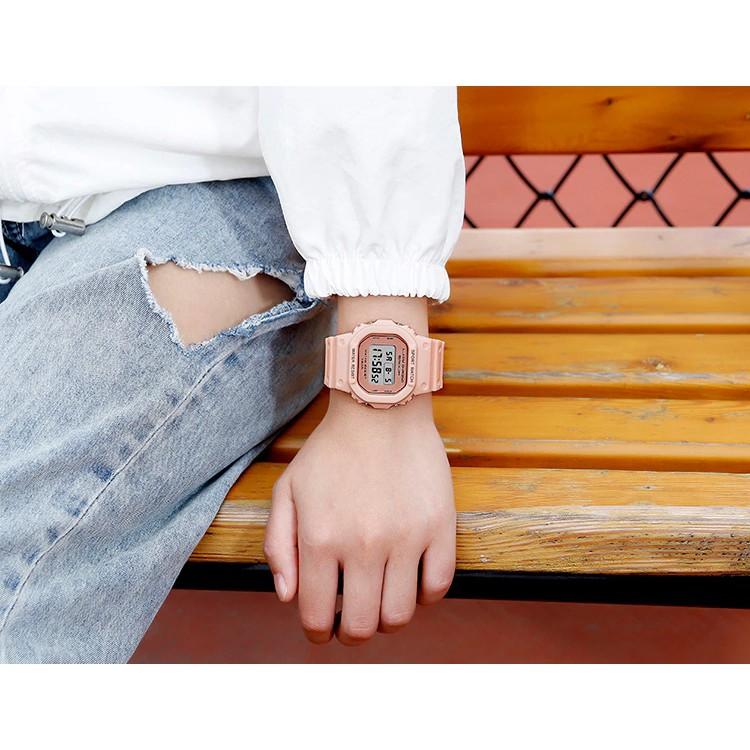 Đồng hồ Nữ thể thao SANDA KATIA , Thương hiệu Cao Cấp Của Nhật, Chống Nước Tốt