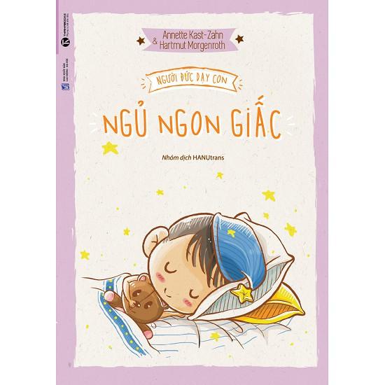Sách- Người Đức dạy con: Ngủ ngon giấc