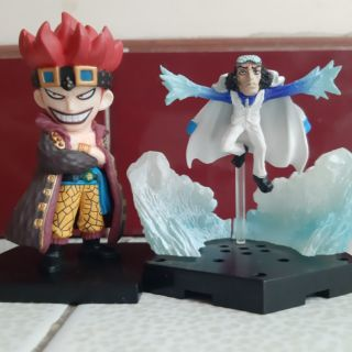 mô hình nhân vật One Piece – Ichiban Kuji , Kid , Aokiji
