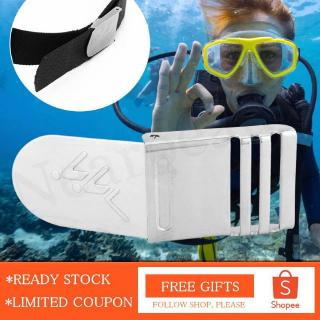 [Nearbeauty] Outdoor Diving Scuba Stainless Steel Dive Weight Belt Buckle for 5.2cm Waist Strap thumbnail