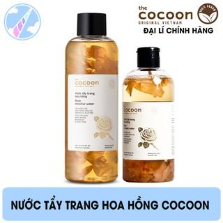 Nước Tẩy Trang Hoa Hồng Cocoon thumbnail
