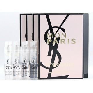 [ vial ] Nước hoa Yves Saint Laurent Mon Paris YSL Mon Paris EDT - Mon Paris Floral 1.2ml