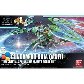 Mô hình lắp ráp Gundam 00 Shia QAN[T] (HGBF)