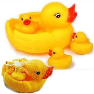 Đàn vịt thả tắm bồn tắm có tiếng kêu cho bé đàn vịt thả bể bơi thumbnail