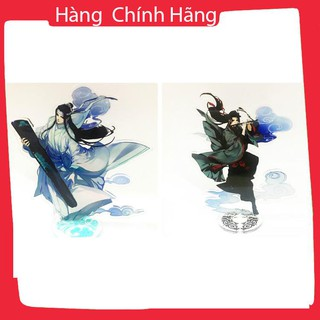 [Giảm giá] Standee Ma đạo tổ sư Lam Vong Cơ Ngụy Vô tiện (bản đàn sáo)_Hàng cao cấp