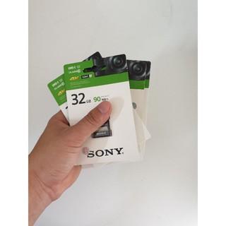 Thẻ nhớ 32G chính hãng sony