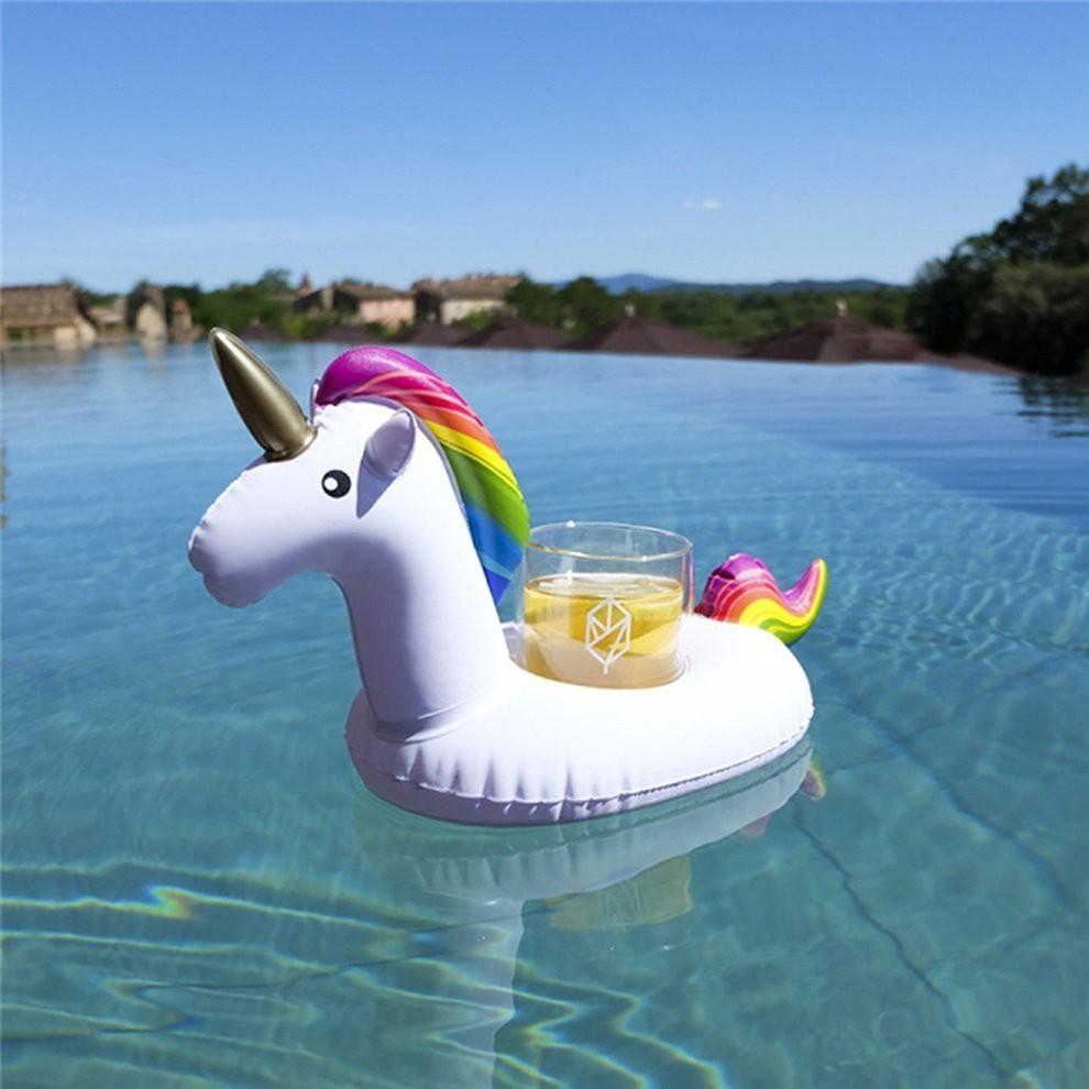 Phao bơi mini lót ly