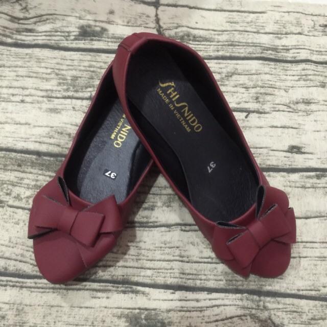 Combo 4 đôi giày gót vuông 3p