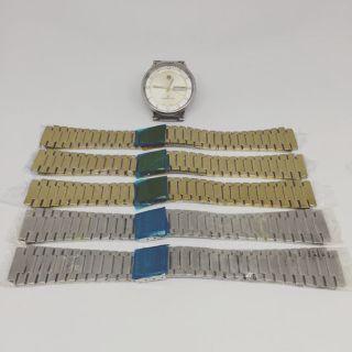 Dây đồng hồ RADO SILVER STAR size 19mm