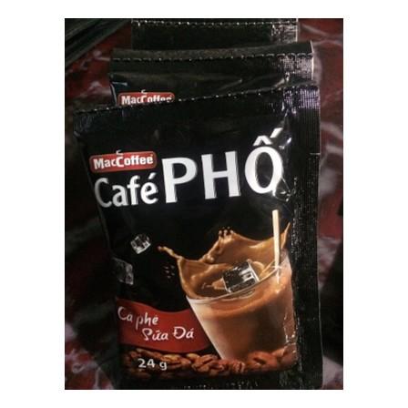 Cà phê Phố sữa đá dây 10 gói *24g - 10067041 , 496106098 , 322_496106098 , 35000 , Ca-phe-Pho-sua-da-day-10-goi-24g-322_496106098 , shopee.vn , Cà phê Phố sữa đá dây 10 gói *24g